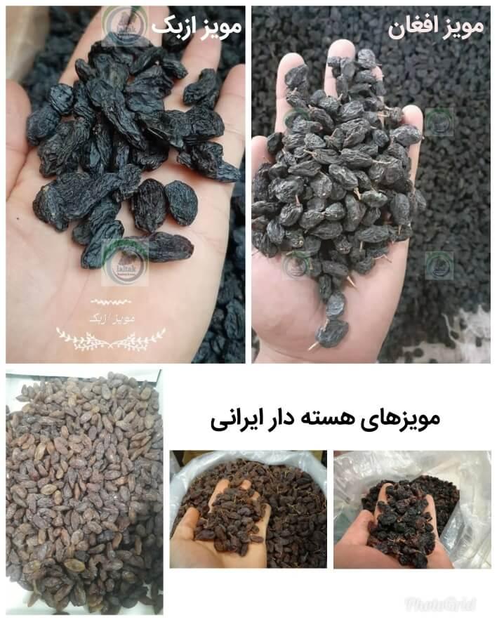 فروش کشمش مویز افغان